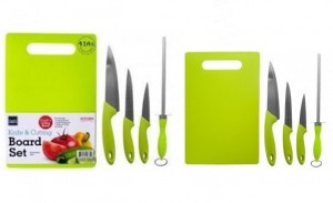 green cutting board knife recipes fruit vegetable new